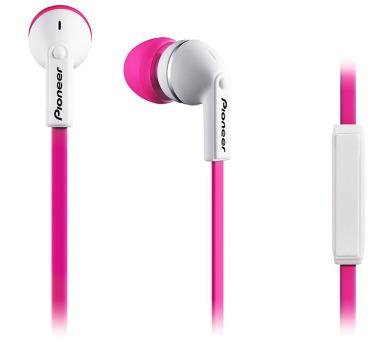 PIONEER SE-CL712T-P Headset / růžové