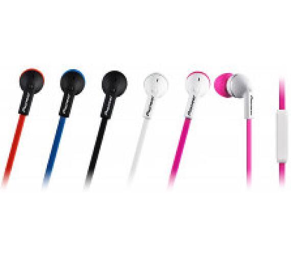 PIONEER SE-CL712T-W Headset / bílé