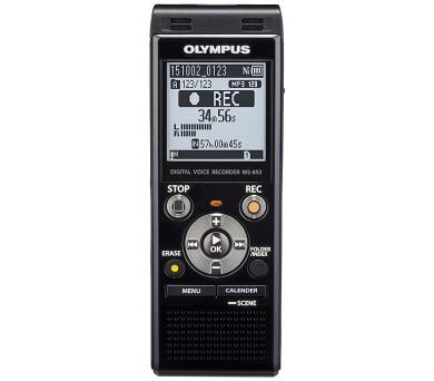 Olympus WS-853 Black + DOPRAVA ZDARMA