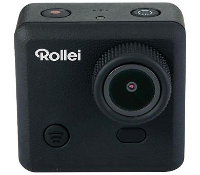 Rollei ActionCam 410 - FULL HD video 1080/60 fps/ 150°/ 40m pzd./ Wi-Fi/ Dál.ovl/ Černá + DOPRAVA ZDARMA