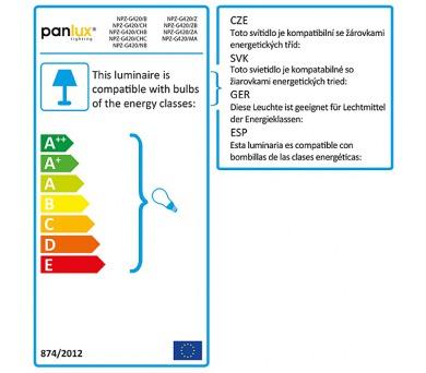 Panlux ORAVA prachotěsné průmyslové svítidlo EVG + DOPRAVA ZDARMA