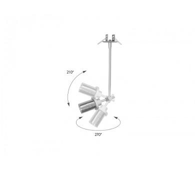 Panlux DOWNLIGHT DWV VVG 2x26W zářivkové podhledové svítidlo + DOPRAVA ZDARMA