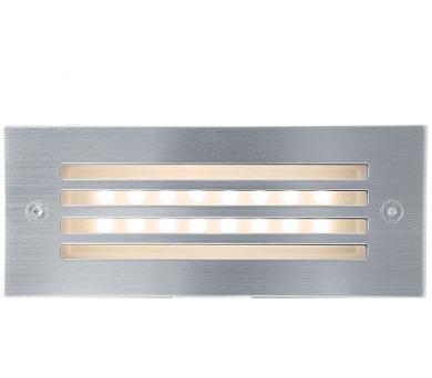 Panlux INDEX GRILL 16LED venkovní vestavné svítidlo + DOPRAVA ZDARMA