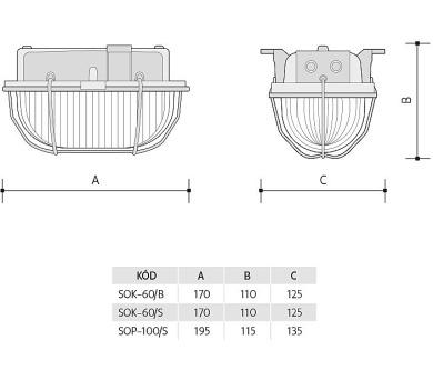 Panlux LED ŽÁROVKA světelný zdroj 230V 10W - studená bílá