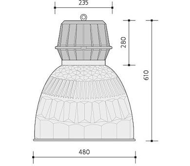 Panlux KAPSULE LED 270 světelný zdroj G4
