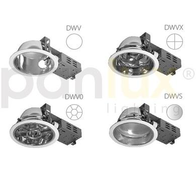 Panlux JUPITER přisazené stropní a nástěnné kruhové svítidlo + DOPRAVA ZDARMA