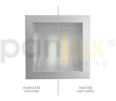 Panlux DOWNLIGHT DWVS EVG 1x18W zářivkové podhledové svítidlo + DOPRAVA ZDARMA