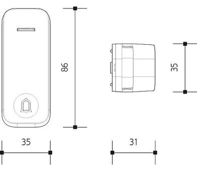 Panlux GENTLEMAN S LED MAT neutrální + DOPRAVA ZDARMA