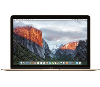 "Apple MacBook 12"" i5 1.3GHz/8GB/512GB/Intel HD Graphics 615/Gold + DOPRAVA ZDARMA"