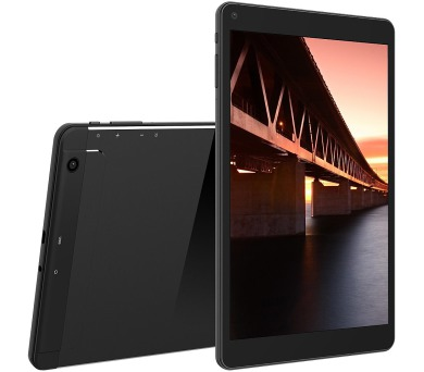 "iGET Tablet Smart G102 - černý 10,1"" IPS/ 1280x800/ QuadCore/ 2GB/ 16GB/ 3G/ Android 7"