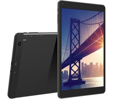 "iGET Tablet Smart L102 - černý 10,1"" IPS/ 1280x800/ QuadCore/ 2GB/ 16GB/ LTE/ Android 7"