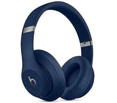 Apple Beats Studio 3 Wireless On-Ear Headphones - Blue + DOPRAVA ZDARMA