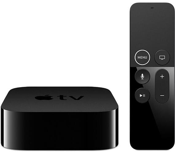 Apple TV 4K 32GB (2017) + DOPRAVA ZDARMA