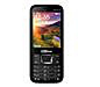 MAXCOM Classic MM238 3G gsm tel. Black + DOPRAVA ZDARMA