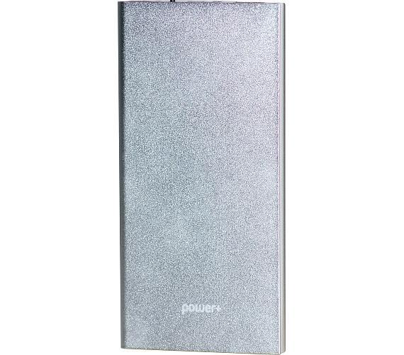 Remax PowerPlus Slim 10000mAh,stříbrná + DOPRAVA ZDARMA