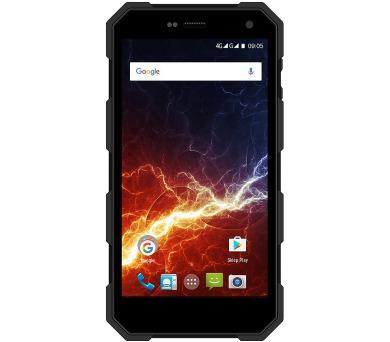 Mobilní telefon HAMMER ENERGY černý + DOPRAVA ZDARMA