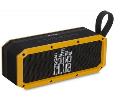 Sound Club RUGGED - přenosný BT reproduktor