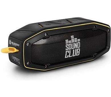 Sound Club RUGGED MINI - odolný BT reproduktor