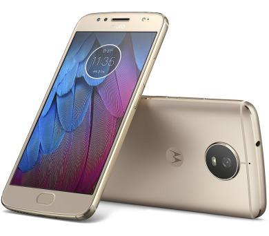 "Motorola Moto G5s Dual SIM/5,2"" IPS/1920x1080/Octa-Core/1,4GHz/3GB/32GB/16Mpx/LTE/Android 7.1.1/Blush Gold (PA7W0014CZ)"