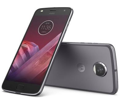 "Motorola Moto Z2 Play Dual SIM/5,5"" AMOLED/1920x1080/Octa-Core/2,2GHz/4GB/64GB/12Mpx/LTE/Android 7.1.1/Lunar Grey + DOPRAVA ZDARMA"