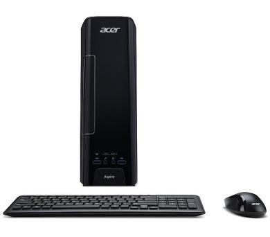 Acer Aspire XC-780 Intel Core i5-7400 /8GB/1TB/ GT1030 2GB / DVDRW/ USB klávesnice & mouse /W10 Home + DOPRAVA ZDARMA
