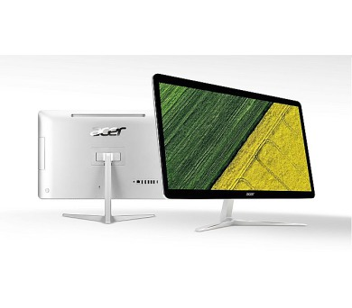 "Acer Aspire Z24-880 ALL-IN-ONE 23,8"" Touch FHD LED/i3 7100T/4GB/1TB/DVDRW/USB kybd & mouse/repro/webcam/W10 (DQ.B8UEC.002)"