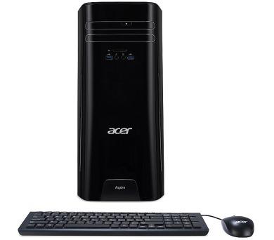 Acer Aspire TC-780 Ci5-7400/8GB/2TB HDD/ GT1030 2GB /DVDRW/ USB klávesnice & mouse /W10 Home + DOPRAVA ZDARMA