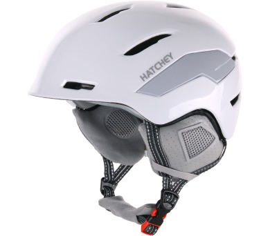Lyžařská helma Harell White Hatchey