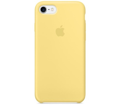 Apple Silicone Case pro iPhone 7 - Pollen