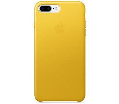 Apple Leather Case pro iPhone 7 Plus - Sunflower + DOPRAVA ZDARMA