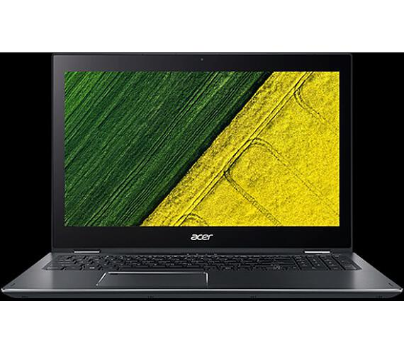 """Acer Spin 5 (SP515-51N-563G) i5-8250U/8GB+N/A/256GB Intel PCIe SSD+N/HD Graphics/15.6"""" FHD IPS Multi-Touch/BT/W10 Home/Gray (NX.GSFEC"""