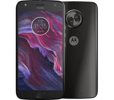 """Motorola Moto X4 Dual SIM/5,2"""" IPS/1920x1080/Octa-Core/2,2GHz/3GB/32GB/12Mpx/LTE/Android 7.1.1/Super Black (PA8X0006CZ)"""