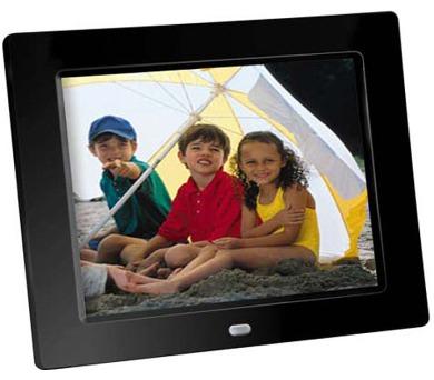 "Braun LCD fotorám DigiFRAME 850 (8"""