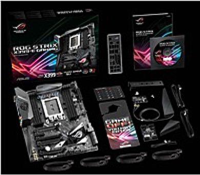 ASUS MB Sc TR4 ROG Strix X399-E Gaming