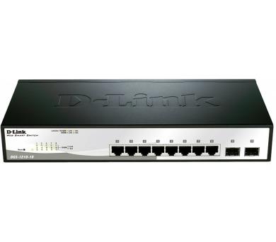 D-Link DGS-1210-10 10-Port Gigabit Smart Switch