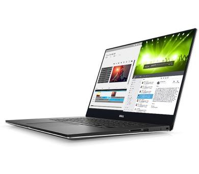 """DELL XPS 15 (9560)/i7-7700HQ/16GB/512GB SSD/15,6"""" FHD/4GB Nvidia 1050/Win 10 Pro 64bit/Silver"""
