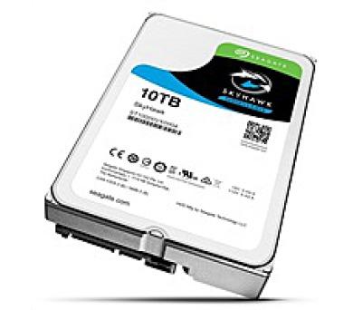 SEAGATE HDD SKYHAWK (SURVEILLANCE) 10TB SATAIII/600 7200RPM