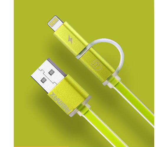 Datový kabel AURORA ,Micro USB / lighting