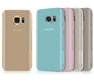 Nillkin Nature TPU Pouzdro pro Samsung G930 Galaxy S7 Grey
