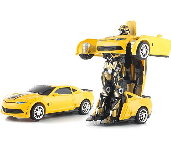 G21 R/C robot Yellow Star + DOPRAVA ZDARMA