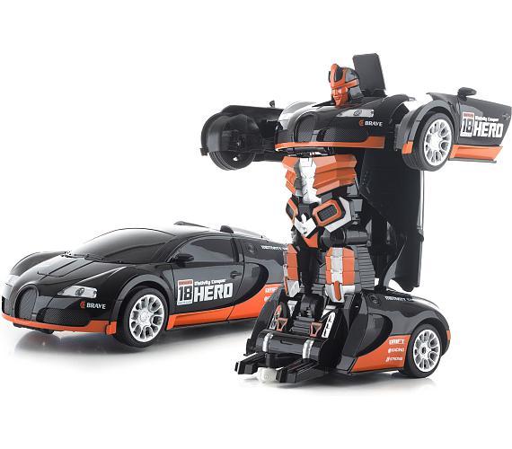 G21 R/C robot Black Hero + DOPRAVA ZDARMA