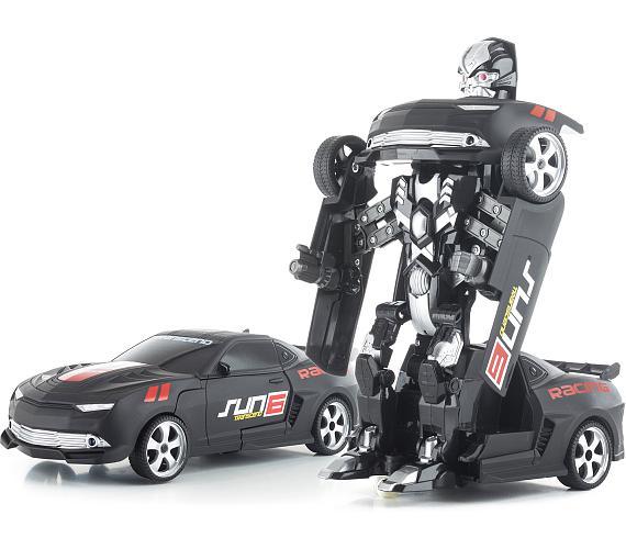 G21 R/C robot Black Metal + DOPRAVA ZDARMA