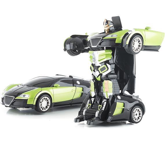 G21 R/C robot Green King + DOPRAVA ZDARMA