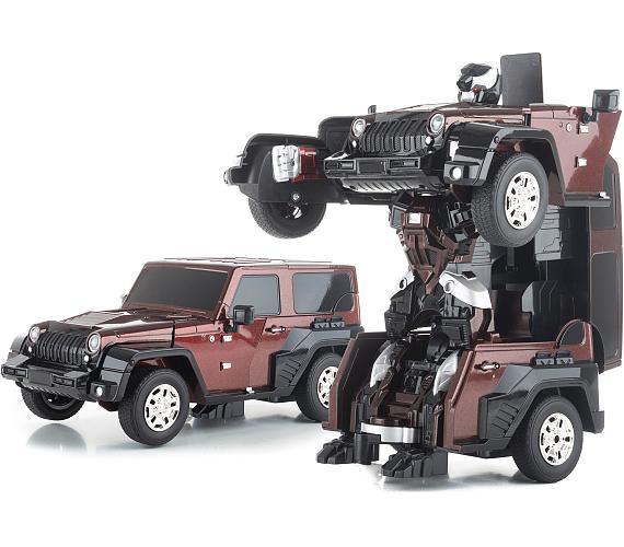 G21 R/C robot Brown Alien + DOPRAVA ZDARMA