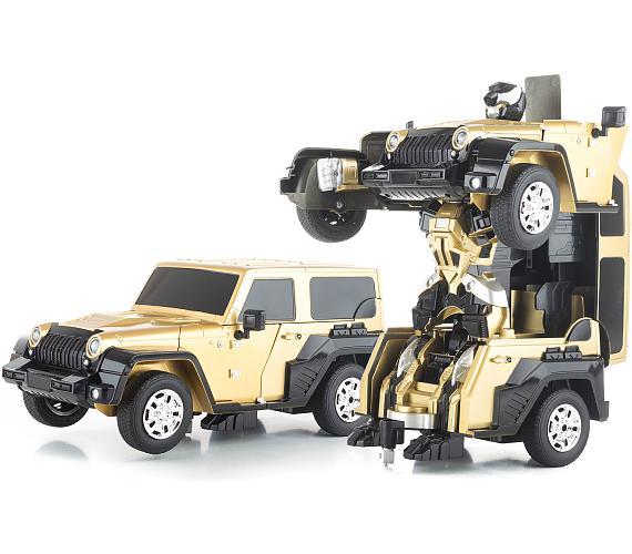 G21 R/C robot Gold Alien + DOPRAVA ZDARMA