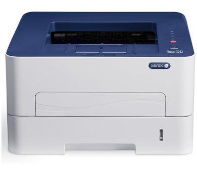 Xerox Phaser 3052/ A4 ČB laser. tiskárna