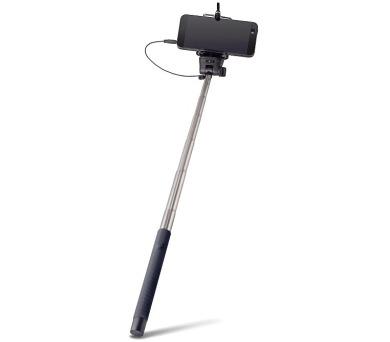 FOREVER MP-400 selfie tyčka s ovládacím tlačítkem - černá