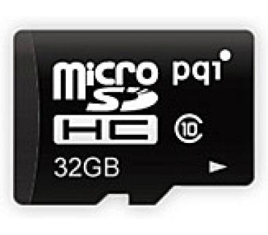 PQI microSDHC UHS1 32GB class 10