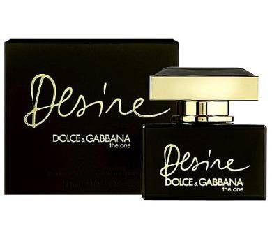 Parfémovaná voda Dolce & Gabbana The One Desire