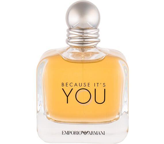 Parfémovaná voda Giorgio Armani Emporio Armani Because It´s You + DOPRAVA ZDARMA